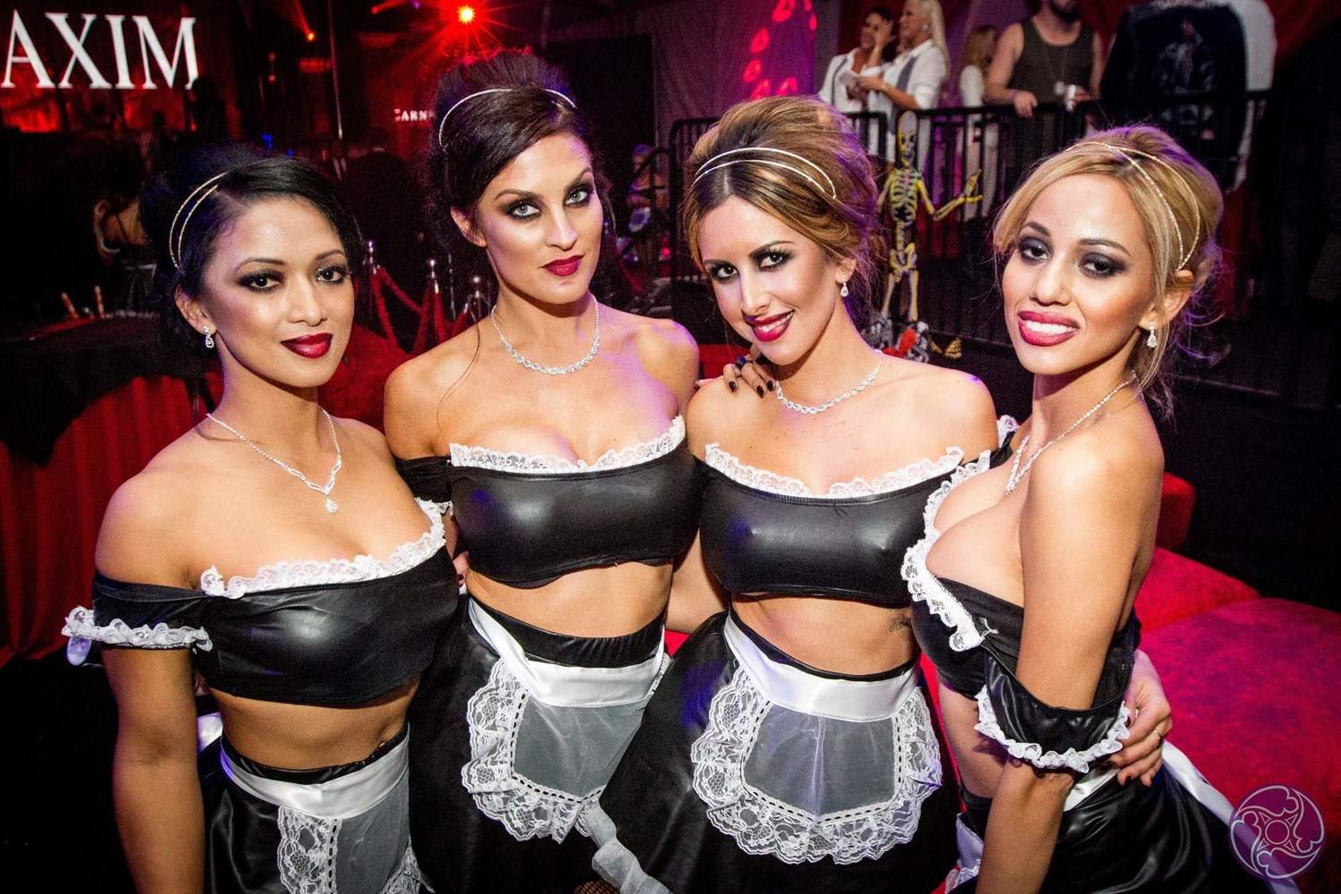 maxim halloween party girls ghouls and a good time bay area hqbay area hq