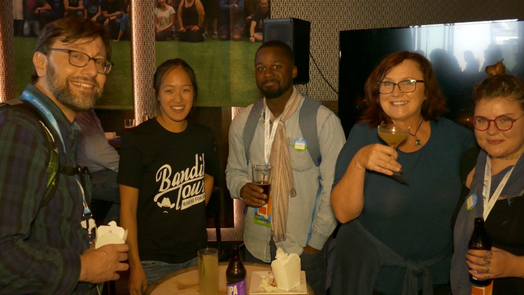 Dreamforce Party: Traction on Demand Bandit Tour Wrap Party at Swig