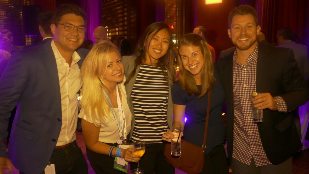 Dreamforce Party: Keste Docusign Vlocity Clift Hotel