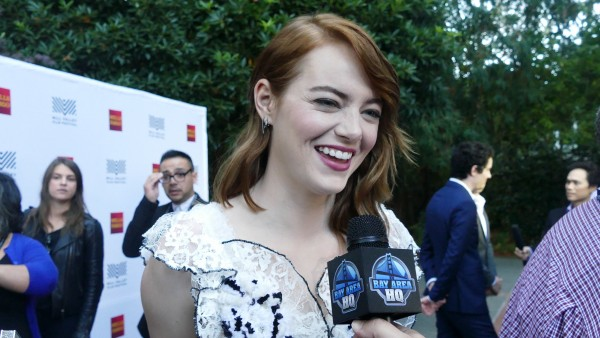 Mill Valley Film Festival Emma Stone La La Land Interview
