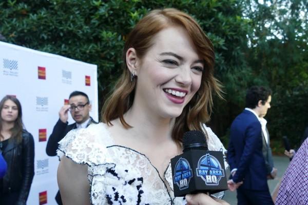 Mill Valley Film Festival Emma Stone La La Land Interview
