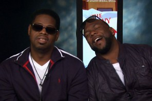 Boyz II Men on Sudden Impact, New Tour, The Snowy Day