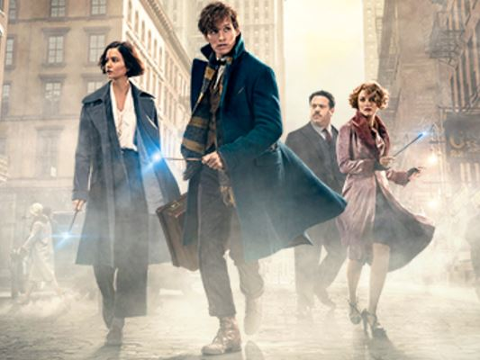 Fantastic Beasts SF Review Showtimes