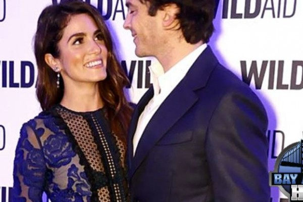 Ian Somerhalder Nikki Reed WildAid Gala 2016 San Francisco Interview Vampire Diaries Twilight Bay Area Celebrities