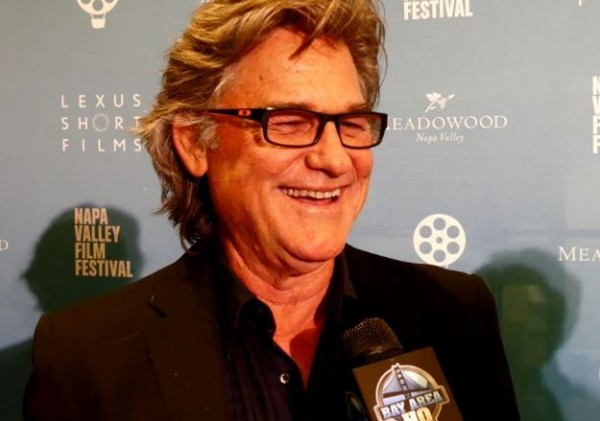 Kurt Russell Interview Guardians of the Galaxy 2 Deepwater Horizon 2016 Napa Valley Film Festival NVFF