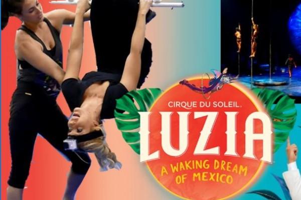 Luzia San Francisco Cirque Du Soleil San Jose Preview Review 2016 ATT Park Tickets