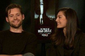 Alexa Davalos and Luke Kleintank on a Date?