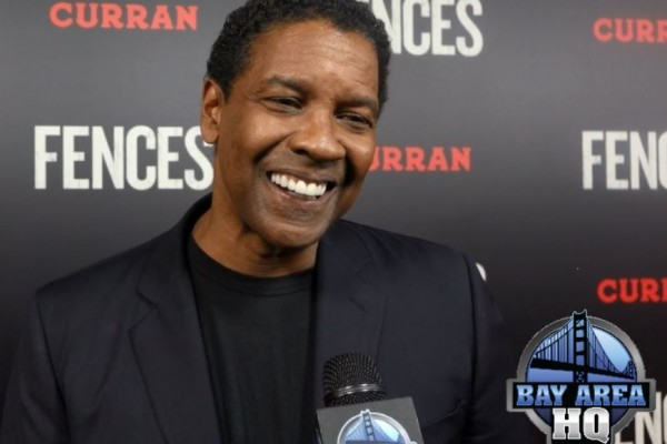 Denzel Washington Fences Cast Interview San Francisco Mykelti Williamson Jovan Adepo