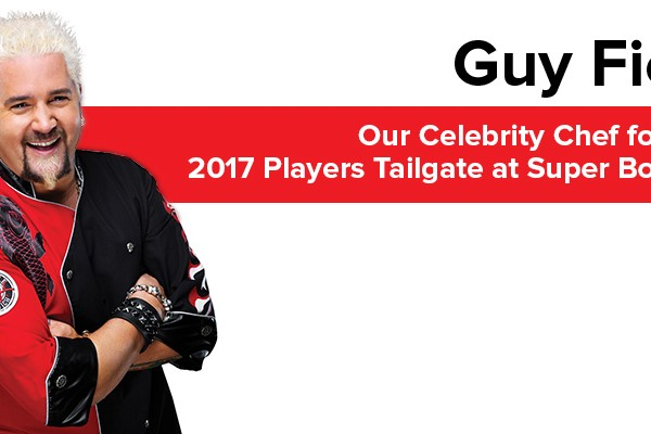 Guy Fieri Super Bowl Tailgate 2017 Houston Super Bowl Party