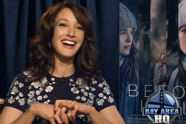Jennifer Beals Interview Before I Fall Taken Pretty in Pink Baskin Robbins San Francisco 2017 Flashdance