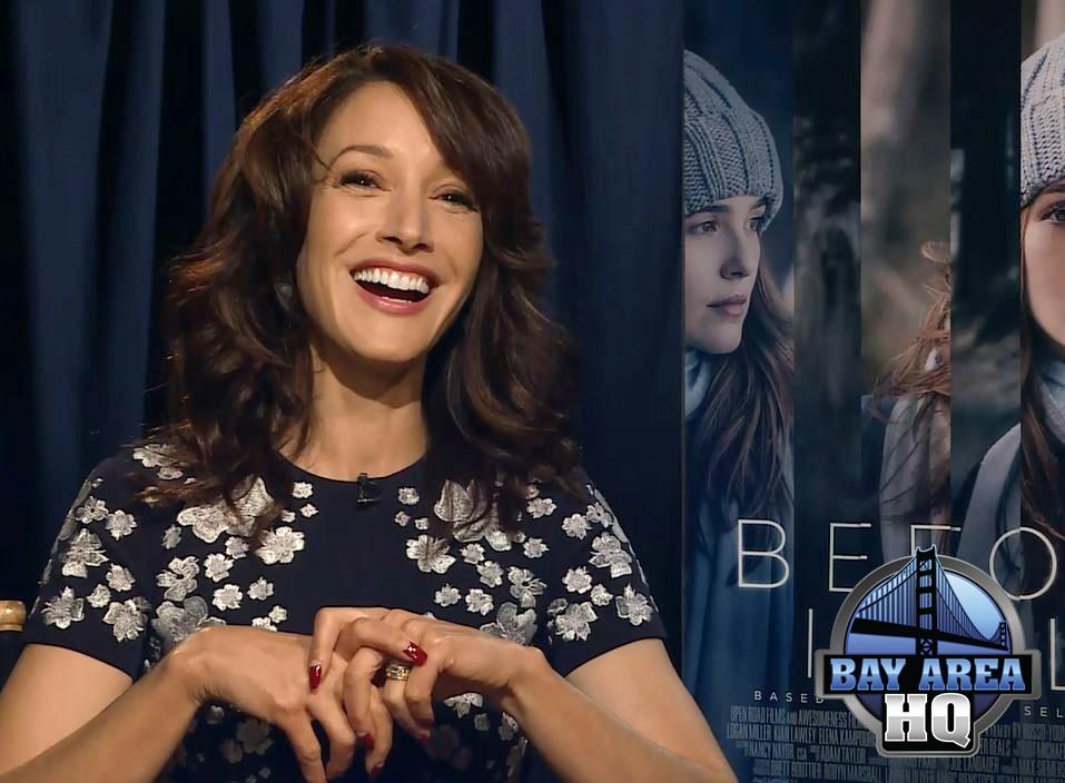 Jennifer Beals Interview Before I Fall Taken Pretty in Pink Baskin Robbins San Francisco 2017 Flashdance