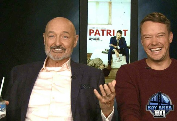 Terry O'Quinn The Patriot Amazon Michael Dorman Interview San Francisco