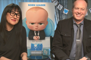 Boss Baby Trailer and Interview with Tom McGrath & more