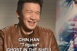"Chin Han is ""Togusa"" – Ghost in The Shell SF Interview"