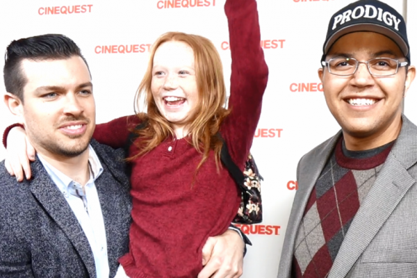 Cinequest 2017 Red Carpet Highlights Prodigy Savannah Liles