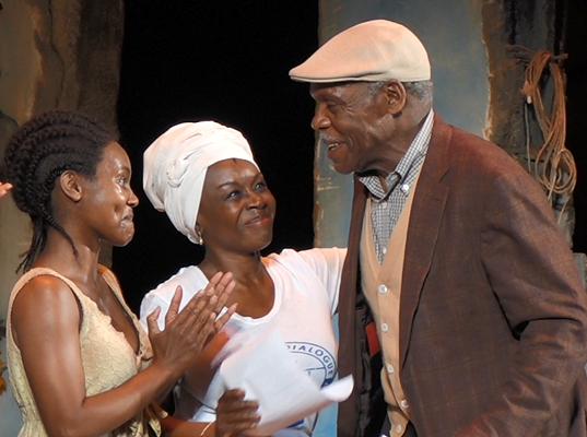 Danny Glover Eclipsed San Francisco Curran Theatre 2017