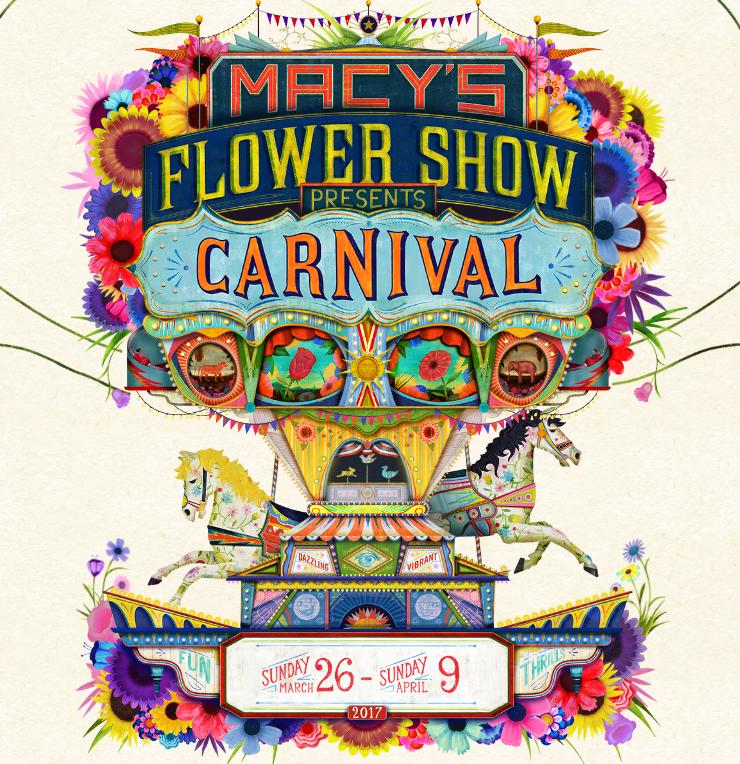 Macys Flower Show 2