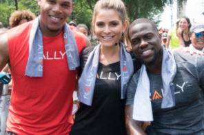 Rally Health, Kevin Hart, Maria Menounos in SF on SAT