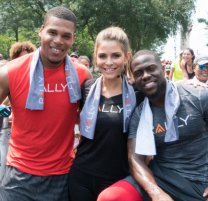 Rally Health San Francisco Kevin Hart Maria Menounos Melvin Gordon HealthFest