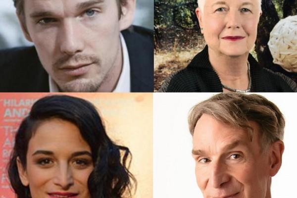 San Francisco Film Festival Jenny Slate Ethan Hawke Bill Nye Eleanor Coppola