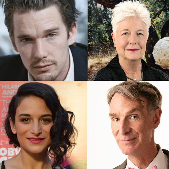 San Francisco Film Festival Jenny Slate Ethan Hawke Bill Nye Eleanor Coppola