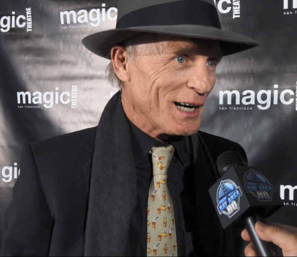 Ed Harris The Magic Theatre Sam Shephard The Rock Interview 2017 San Francisco SF