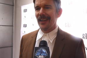 Ethan Hawke Reflects on Acting Career in San Francisco