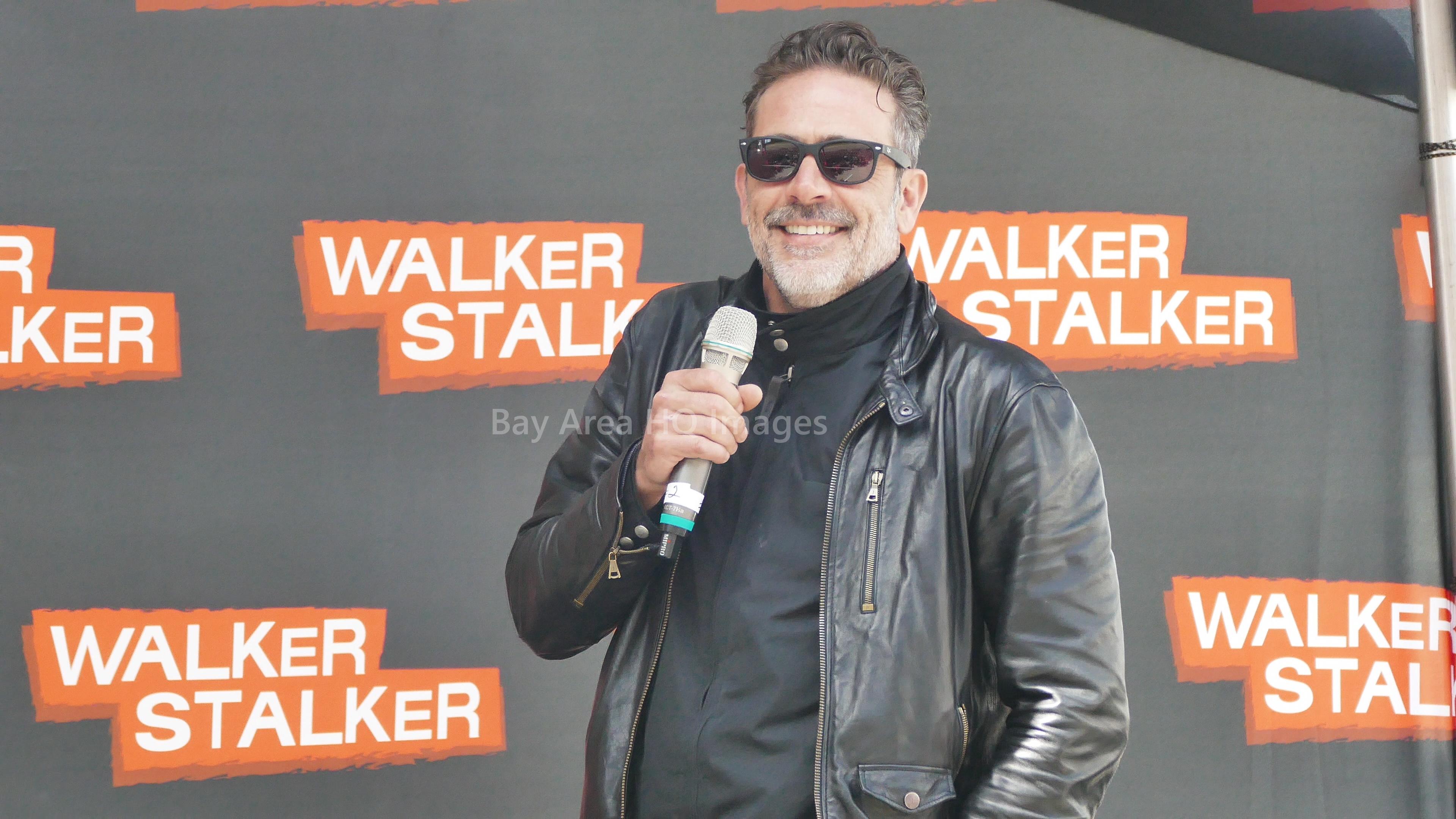 Jeffrey Dean Morgan San Francisco Walker Stalker2