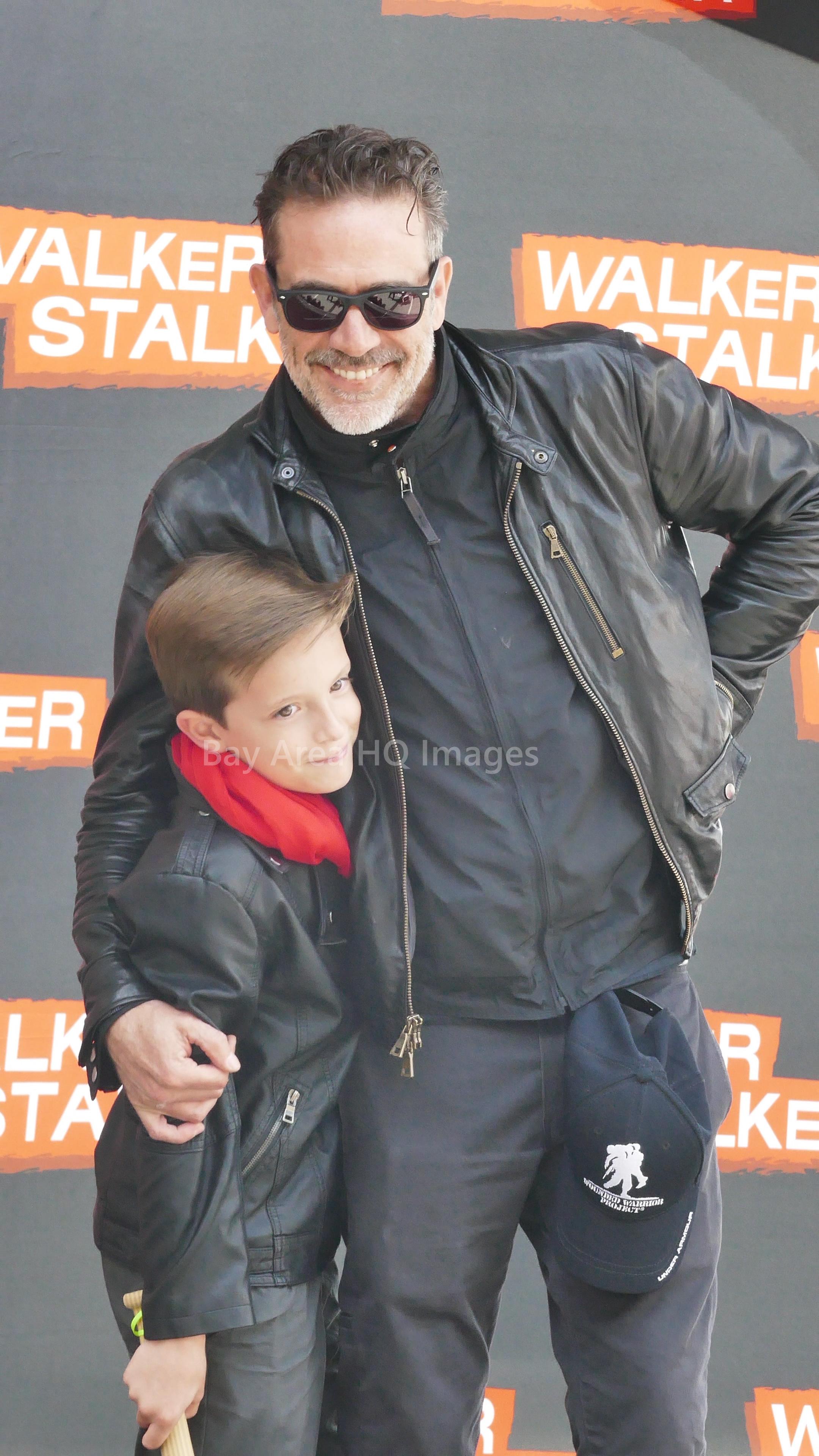 Jeffrey Dean Morgan San Francisco Walker Stalker6