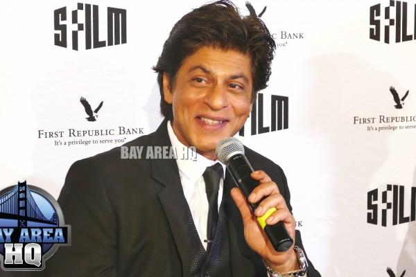 Shah Rukh Khan San Francisco