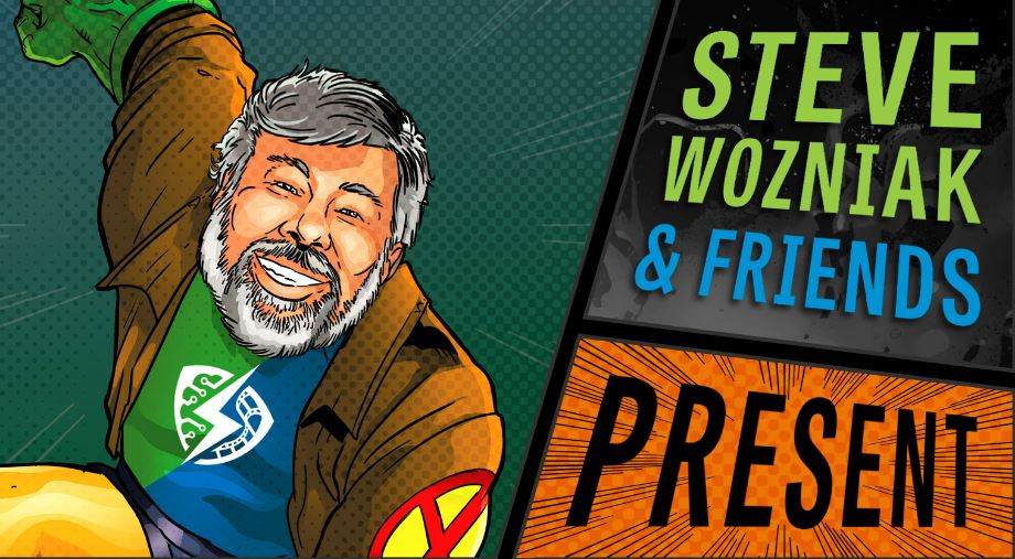 Steve Wozniak SV Comic Con
