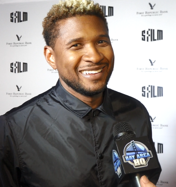 Usher SF People You May Know 2017 Movie San Francisco Film Festival Premiere