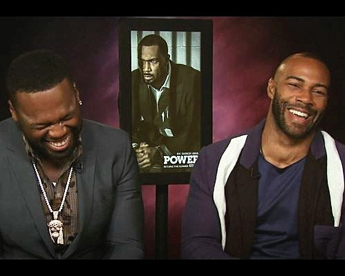 Omari Hardwick Interview 50 Cent Power Season 4 Full Episode Starz San Francisco