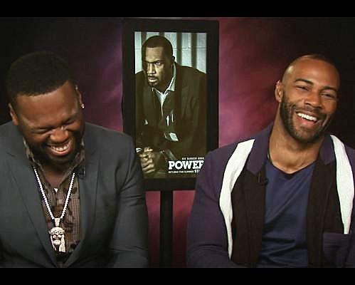 Omari Hardwick Interview 50 Cent Power Season 4 Full Episode Starz San Francisco