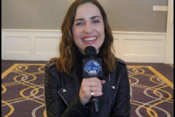 Zoe Lister-Jones Band-Aid Movie 2017 Interview San Francisco Bay Area HQ