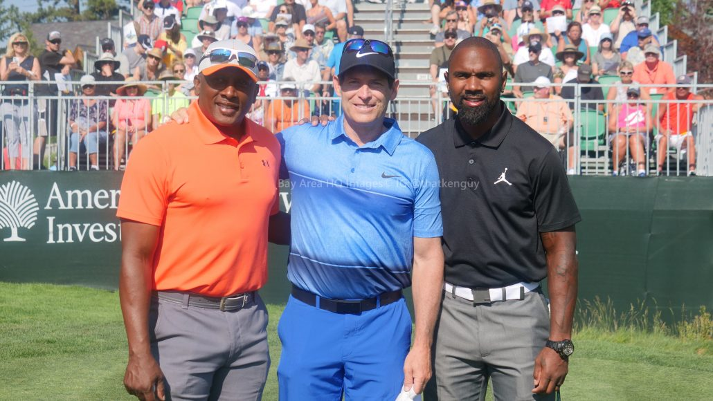 American Century Championship 2017 Images - Justin Timberlake, Stephen Curry, Tony Romo, Aaron Rodggers, Charles Barkley105