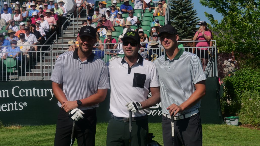 American Century Championship 2017 Images - Justin Timberlake, Stephen Curry, Tony Romo, Aaron Rodggers, Charles Barkley109