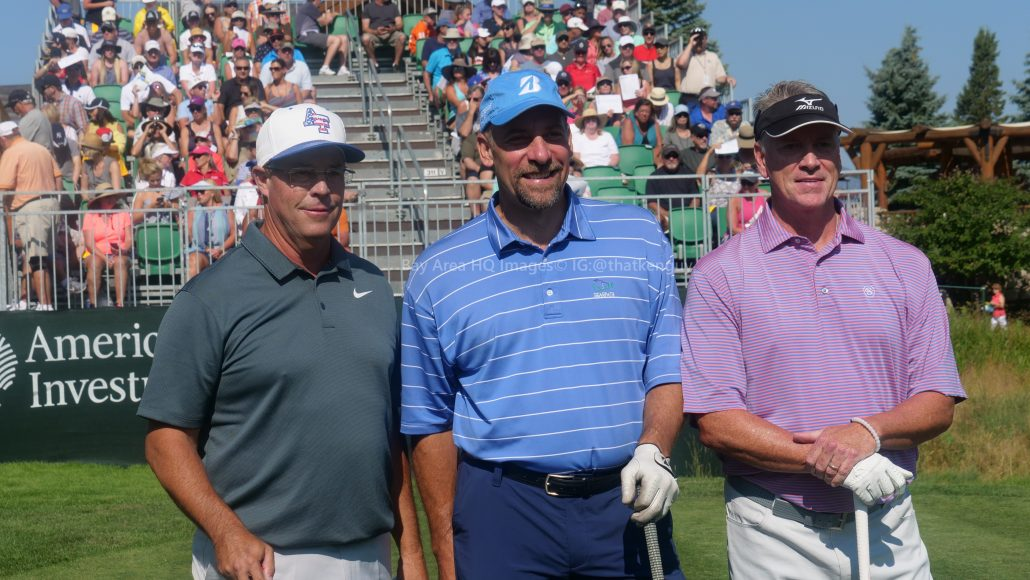 American Century Championship 2017 Images - Justin Timberlake, Stephen Curry, Tony Romo, Aaron Rodggers, Charles Barkley112