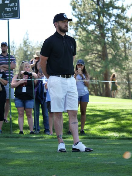 American Century Championship 2017 Images - Justin Timberlake, Stephen Curry, Tony Romo, Aaron Rodggers, Charles Barkley13