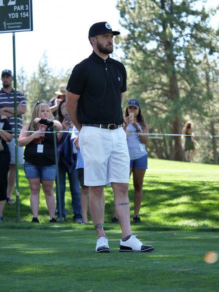 American Century Championship 2017 Images - Justin Timberlake, Stephen Curry, Tony Romo, Aaron Rodggers, Charles Barkley13