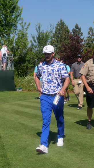 American Century Championship 2017 Images - Justin Timberlake, Stephen Curry, Tony Romo, Aaron Rodggers, Charles Barkley132