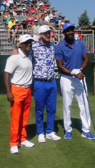 American Century Championship 2017 Images - Justin Timberlake, Stephen Curry, Tony Romo, Aaron Rodggers, Charles Barkley135