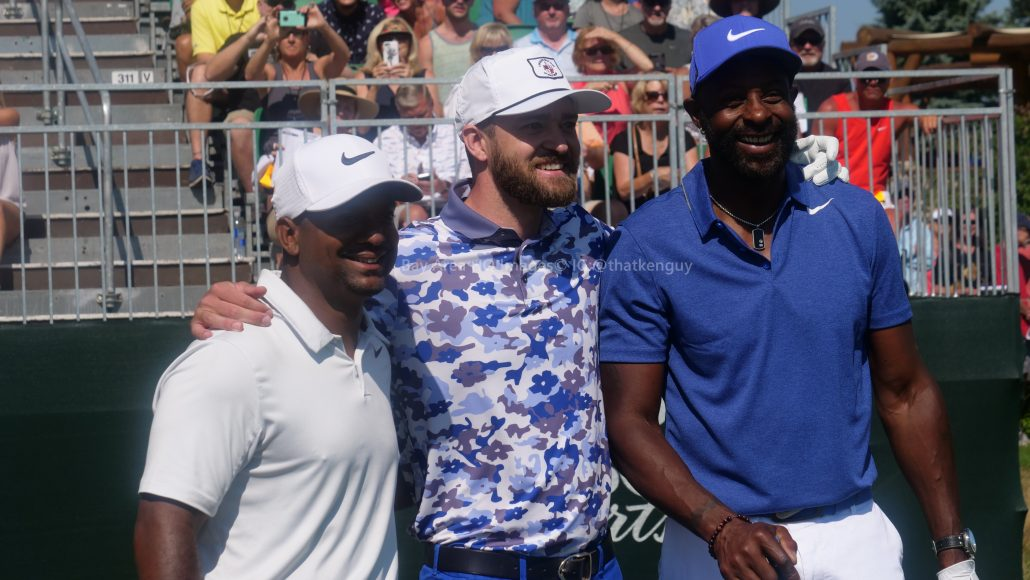 American Century Championship 2017 Images - Justin Timberlake, Stephen Curry, Tony Romo, Aaron Rodggers, Charles Barkley139