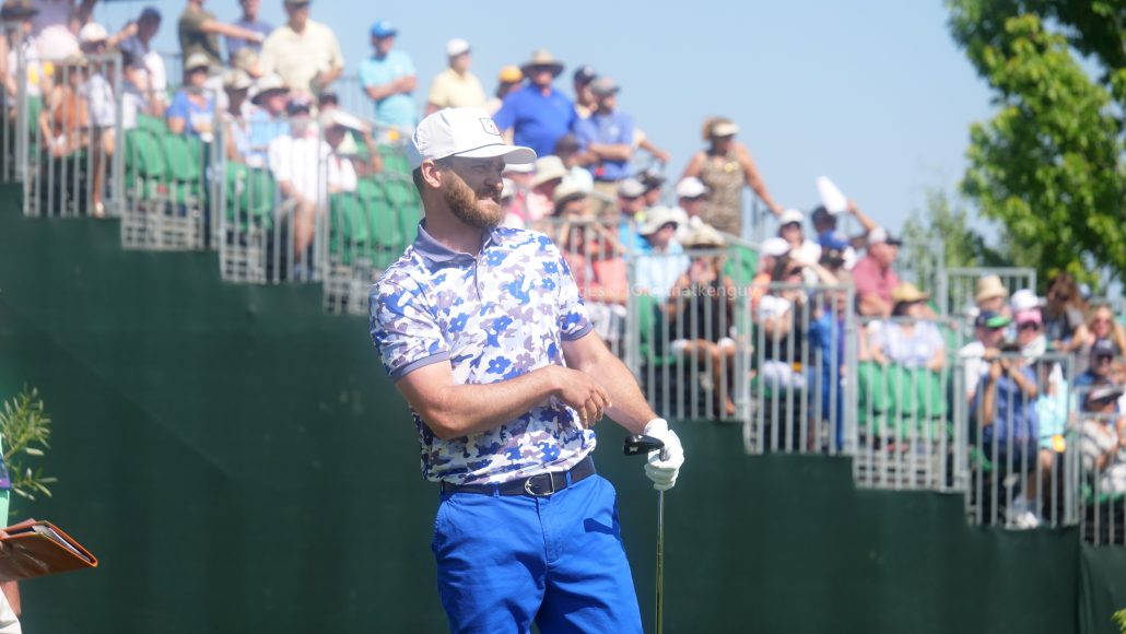 American Century Championship 2017 Images - Justin Timberlake, Stephen Curry, Tony Romo, Aaron Rodggers, Charles Barkley143