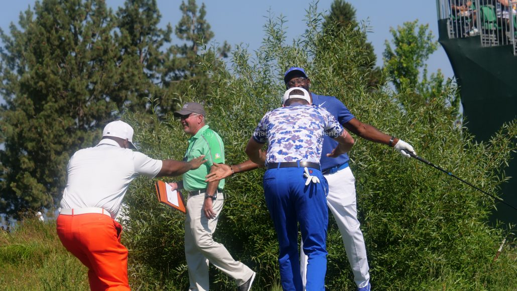 American Century Championship 2017 Images - Justin Timberlake, Stephen Curry, Tony Romo, Aaron Rodggers, Charles Barkley150