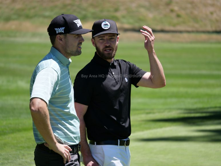 American Century Championship 2017 Images - Justin Timberlake, Stephen Curry, Tony Romo, Aaron Rodggers, Charles Barkley16
