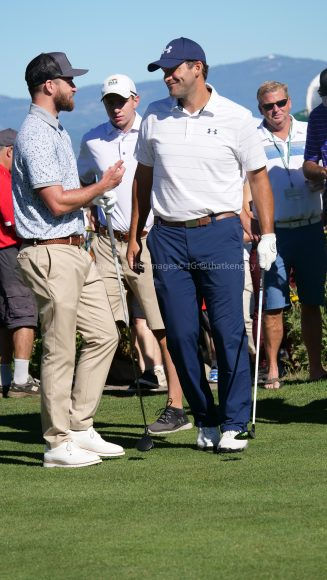American Century Championship 2017 Images - Justin Timberlake, Stephen Curry, Tony Romo, Aaron Rodggers, Charles Barkley17