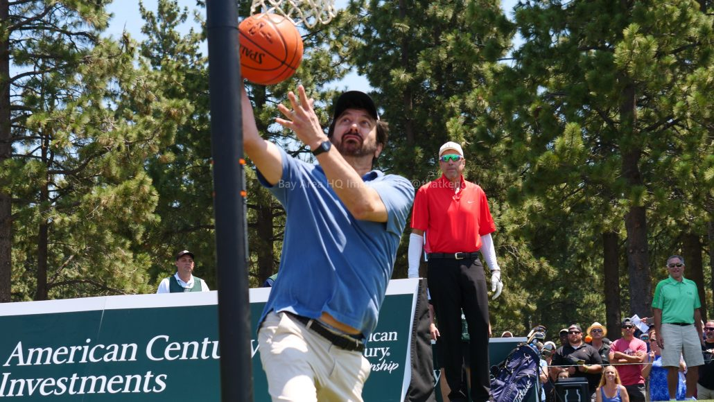 American Century Championship 2017 Images - Justin Timberlake, Stephen Curry, Tony Romo, Aaron Rodggers, Charles Barkley195