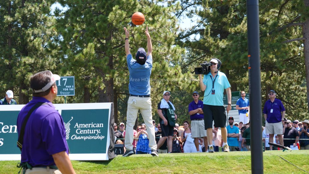 American Century Championship 2017 Images - Justin Timberlake, Stephen Curry, Tony Romo, Aaron Rodggers, Charles Barkley200