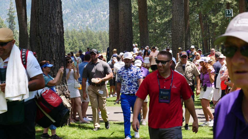 American Century Championship 2017 Images - Justin Timberlake, Stephen Curry, Tony Romo, Aaron Rodggers, Charles Barkley207